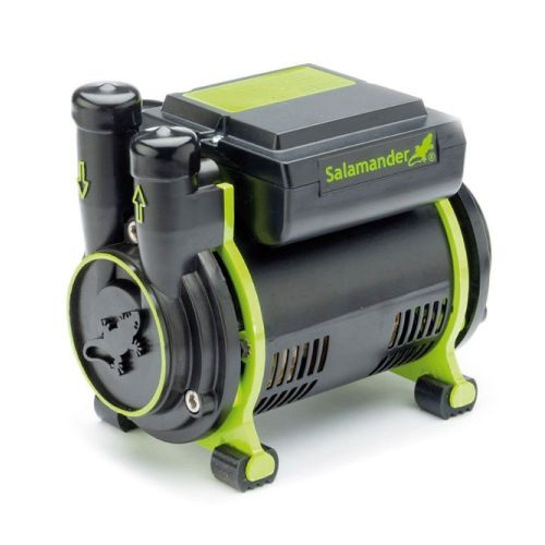 Salamander Ct 50 xtra 1.5 Bar Twin End Positive Head Shower Pump